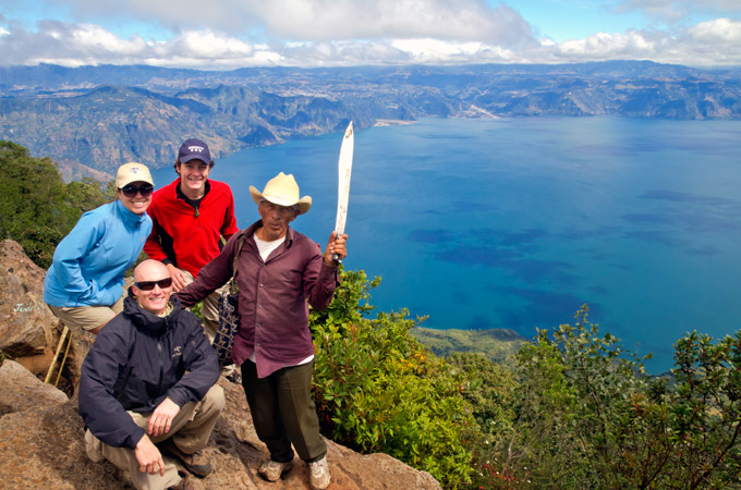 Climb San Pedro Volcano in Atitlan, Solola and Natural Reserve