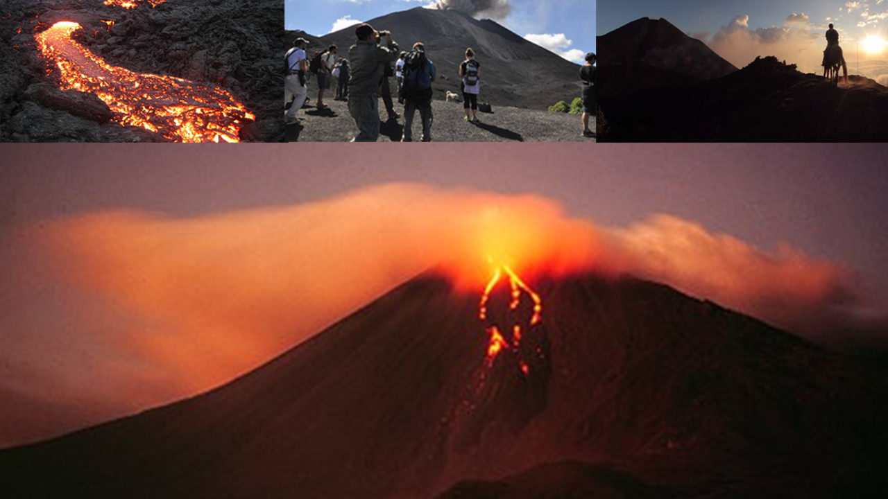 Pacaya Volcano - Active Volcano hiking